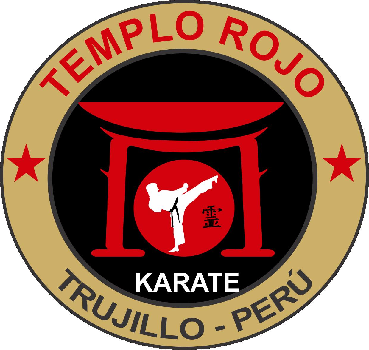 Templo Rojo – Academia de Karate